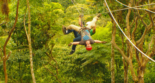 Mindo Cloudforest Tour