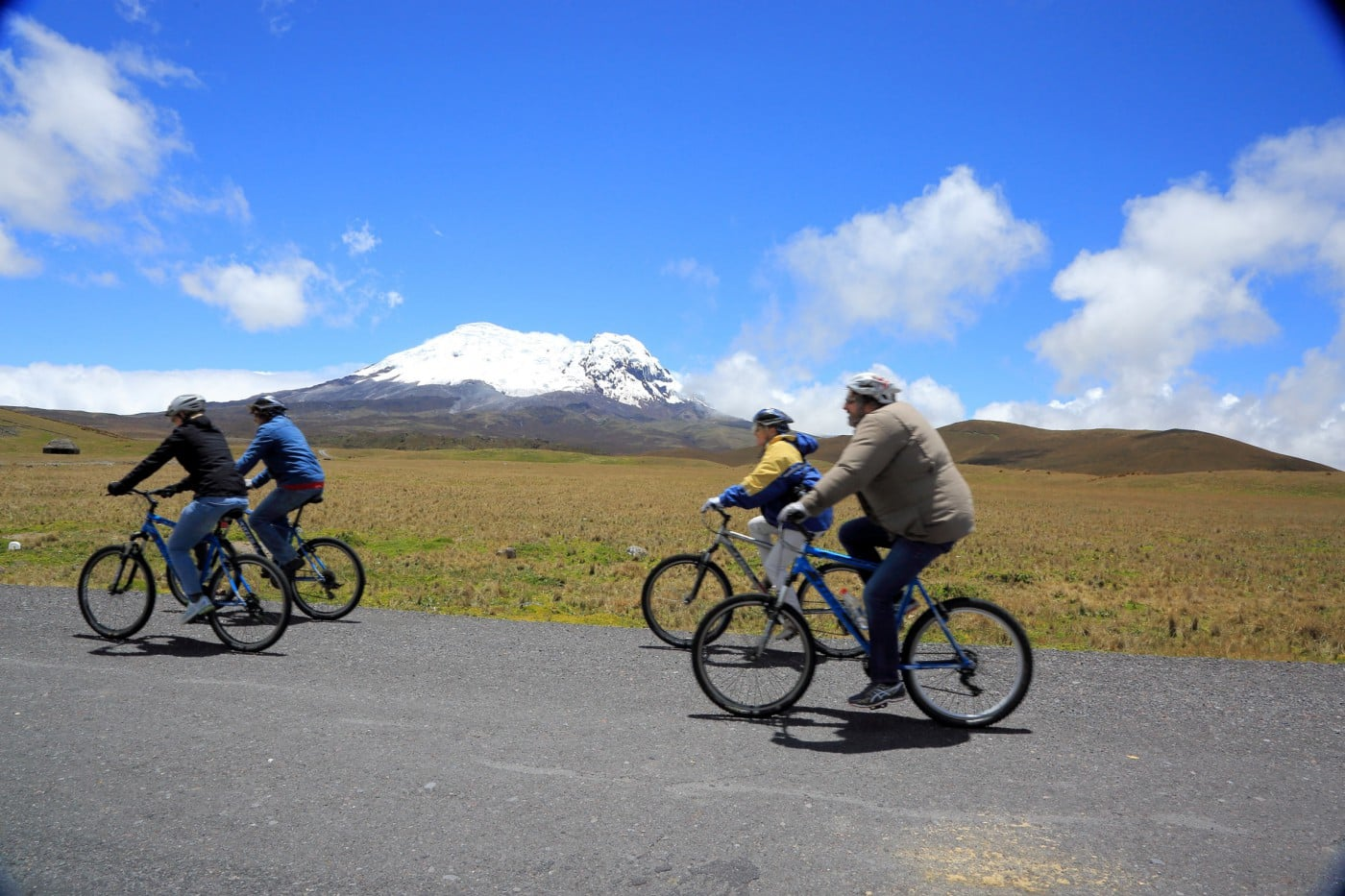 Antisana Hike and Bike