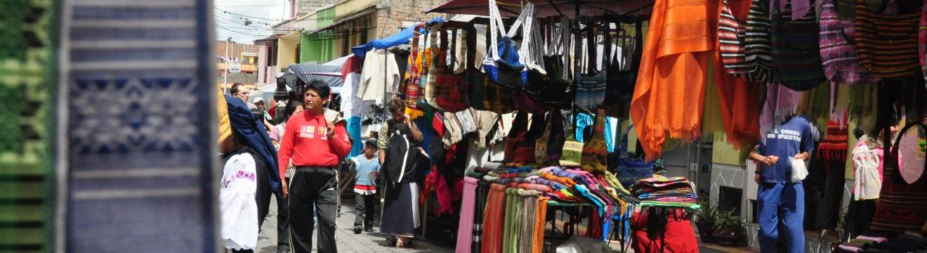 Otavalo Indigenous Market Transport