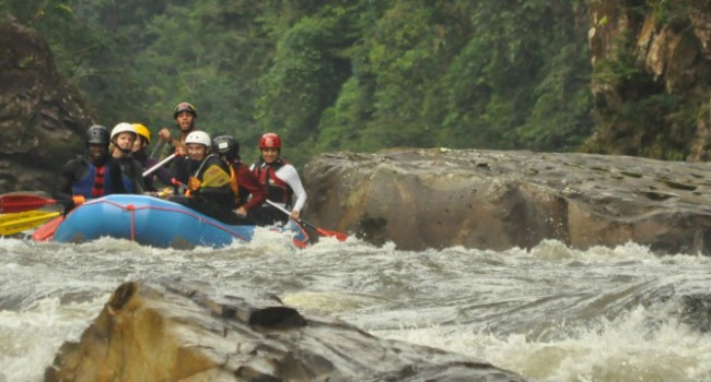 Rafting Tena tour