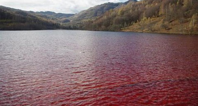 Lake of Blood: The dark history of Laguna Yahuarcocha, Ecuador